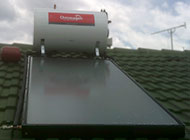 Thermosiphon Solar Geyser