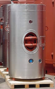 Vertical Hot Water Tanks and calorifiers